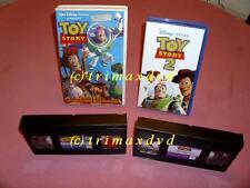 VHS _ Walt Disneys TOY STORY & TOY STORY 2 _ Noch mehr Disney-Filme im SHOP