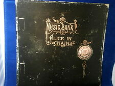 ALICE IN CHAINS~MUSIC BOX~~ PROMO POSTER FLAT ~