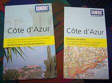 COTE D'AZUR - Cannes,Grasse Marseille Monaco  .. # 2011 DuMont Reise-Taschenbuch