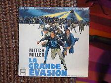 MITCH MILLER La grande evasion 5616