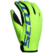 GUANTI GLOVES MOTO ENDURO CROSS SCOTT SCO NEOPRENE GIALLO FLUO YELLOW NEON TG XL