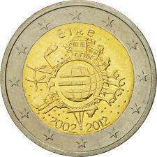 2 EUROS IRLANDA 2012. MONEDA CONMEMORATIVA - TYE. S/C