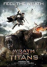 Wrath of the Titans (DVD, 2012)