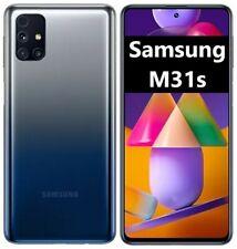 "Cellulare Smartphone Samsung Galaxy M31s M317F/DS 6,5"" 6+128GB Dual Sim Blu"
