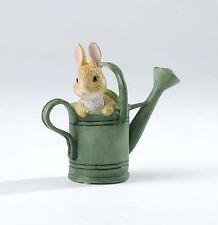 Peter Rabbit In Watering Can Miniature Figurine G27949