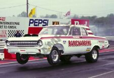 Ramchargers Dodge Super Stock Dragster Drag Racing 13x19 Poster Photo #8