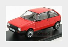 Seat Ibiza Mki 1.5 Glx 1984 Red EDICOLA 1:24 SALRMIT015