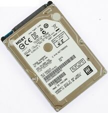 750GB HGST Da Western Digital SATA Laptop Rigida Unità Con / Microsoft Windows