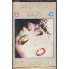 MARCELLA BELLA - Nel mio cielo puro - MC MK7 MUSICASSETTA 1a STAMPA SIGILLATA