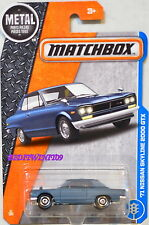 MATCHBOX 2017 METAL PARTS PIEZAS '71 NISSAN SKYLINE 2000 GTX