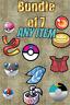 Apricorn Pokeball|Any Item Bundle 7 Pokemon Sword Shield| Flame Orb Mints or Any