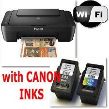 04 CANON Pixma MG2950 All in One Stampante Wireless Scanner Fotocopiatrice + inchiostri