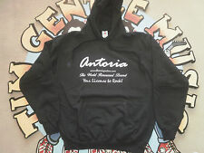 OFFICIAL GENUINE ANTORIA GUITARS HOODIE. NEW Never before available XX LARGE