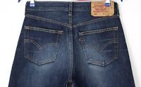 Levi's Strauss & Co Hommes 501 Jeans Jambe Droite Taille W32 L34 ARZ477