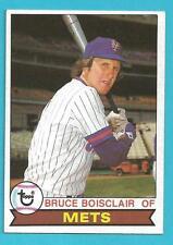 1979 Topps #148 Bruce Boisclair New York Mets