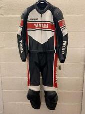 Dainese GYTR Yamaha Two Piece Motorcycle Leathers EU 52 Jacket UK 34-36 Waist