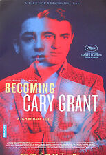 BECOMING CARY GRANT - Mark Kidel - ENGLISH PRESS BOOK (Cannes 2017) NOT DVD.