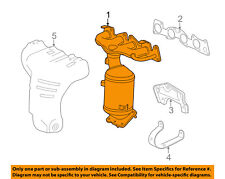 Chevrolet GM OEM 13-15 Spark-Exhaust Manifold 25188343