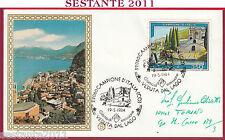 ITALIA FDC FILAGRANO PROPAGANDA TURISTICA CAMPIONE D'ITALIA CO 1984 Y604