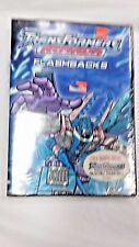 Transformers: Armada - Flashbacks (DVD, 2004) Brand New Factory Sealed