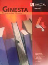 Libro de Llengua Catalana i Literatura 4º ESO Vicens Vives
