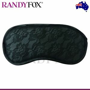 NEW Sportsheets Midnight Lace Blindfold