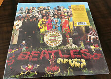 Sgt. Pepper's Lonely Hearts Club Band [50th Anniversary Edition] [1 LP] by The Beatles (Vinyl, Dec-2017, Capitol)