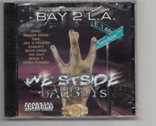 Bay 2 L.A.: Westside Badboys [PA] by Westside Badboys (CD, Oct-2000, Knockout En