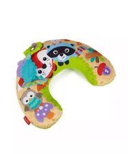 NIB Fisher-Price Comfort Vibe Play Wedge Tummy Toy Sensory Fine Motor Developmnt