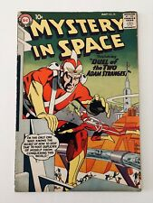 Mystery in Space #59 - Adam Strange (DC Comics; May, 1960) -  Fine+