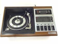 VTG ZENITH ALLEGRO SOUND SYSTEM RECORDER PLAYER, 8 TRACK AM/FM - PARTS or REPAIR