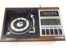 VTG ZENITH ALLEGRO SOUND SYSTEM RECORDER PLAYER, 8 TRACK AM/FM - PARTS or REPAIR