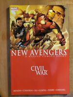 New Avengers v5 Civil War great condition Brian Michael Bendis