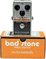 New Electro-Harmonix Bad Stone Analog Phase Shifter Effects Pedal EHX