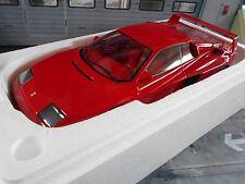 Ferrari roi Koenig tuning competition Evolution rouge 1991 spirit testaro 1:18