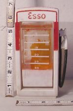 AMSCO ESSO GAS STATION GAS PUMP TOY 1950s