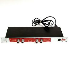 BBE 482i Sonic Maximizer 2 Channel Rack Mountable Sound Enhancer