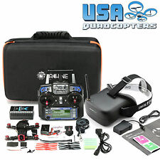 FPV RTF Racing Drone Eachine Micro Racer 130mm with VR-007 FPV System and Case