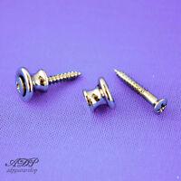 Attache Courroie Gotoh Style Gibson Strap Button Nickel AP6695-001