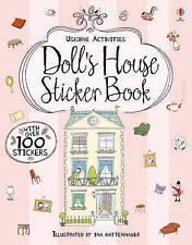 Doll's House Sticker Book (Usborne Sticker Books) (Doll's House Sticker Books),