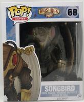 Funko Pop! Games Bioshock Infinite #68 Large- Songbird 6-Inch Vinyl Figure