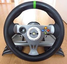 XBOX 360 MADCATZ Wireless Racing Wheel & pédales sous licence officielle 47502