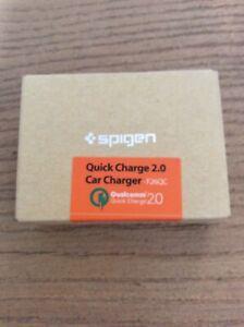 SPIGEN F26QC QUICK CHARGE 2.0 CAR CHARGER