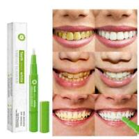 Instant Teeth Whitening Pen Extra Strong Teeth Cleaning Perfect Smile New G I7Q1