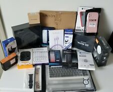 Cell Phone Accessories and Electronics - Mixed Lot