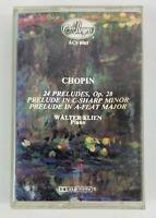 Chopin Preludes Opus 28 Prelude Opus 45 Prelude in Ab VOX Allegretto Cassette