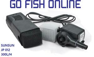 Sunsun Brand New 300L/H Sunsun Aquarium Internal Filter Au plug Fish tank filter