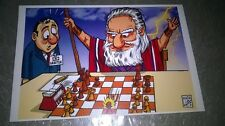 CHESS POSTCARD 29