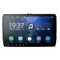 """9"""" Android 9.0 Sat-Nav GPS DAB Radio Bluetooth A2DP WiFi Stereo for VW Crafter 1"""