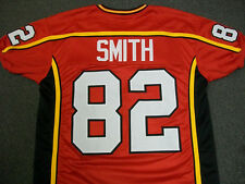 TORREY SMITH MARYLAND TERPS TERRAPINS UNSIGNED Red JERSEY XL
